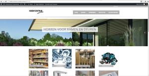 nieuwe website hobbycentrum